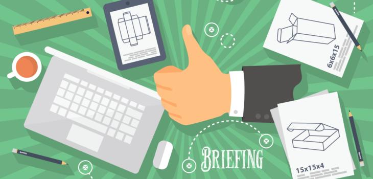 Gestire il briefing con il cliente