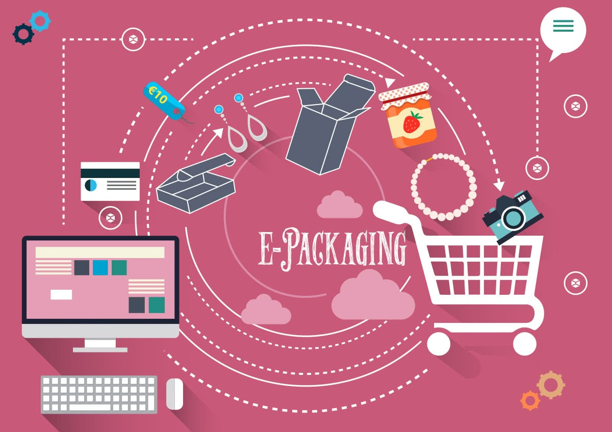 Packaging per la vendita online