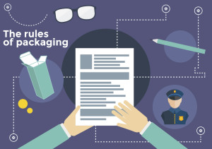 Mandatory information on food packaging
