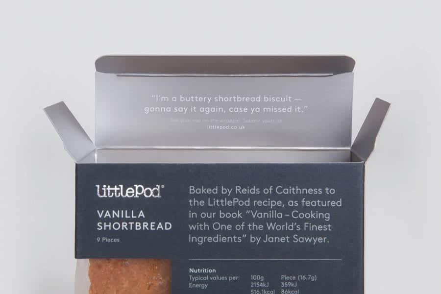 Packaging LittlePod