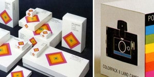 5 vintage style packaging design