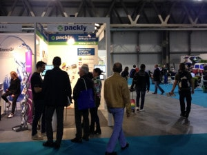 Viscom Italia 2015: a huge success for Packly