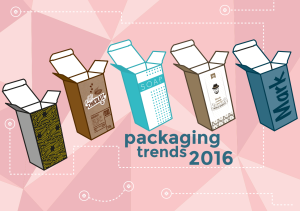 Packaging: 5 trends to keep an eye on in 2016