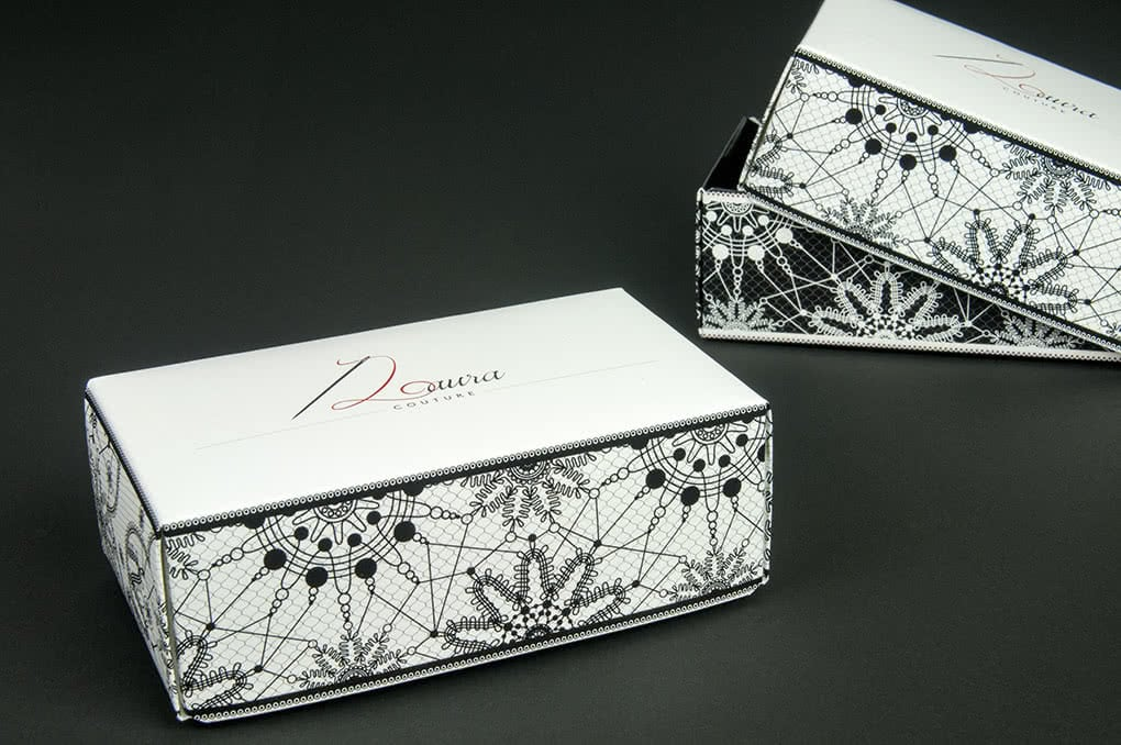 packaging accessori fashion