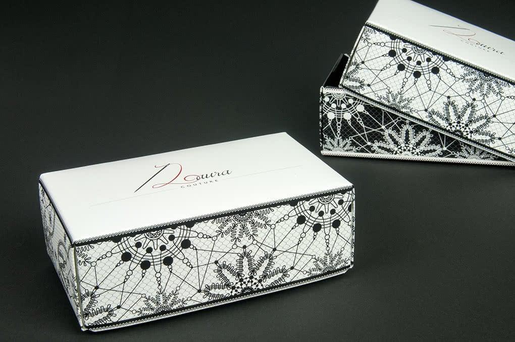 packaging accessori fashion
