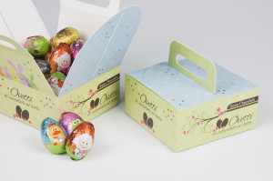 Easter egg packaging: an idea for your inspiration