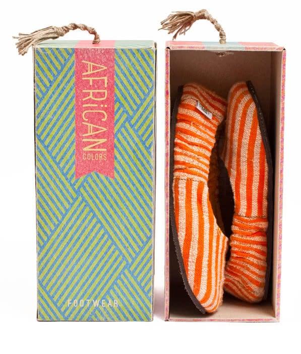 packaging per scarpe