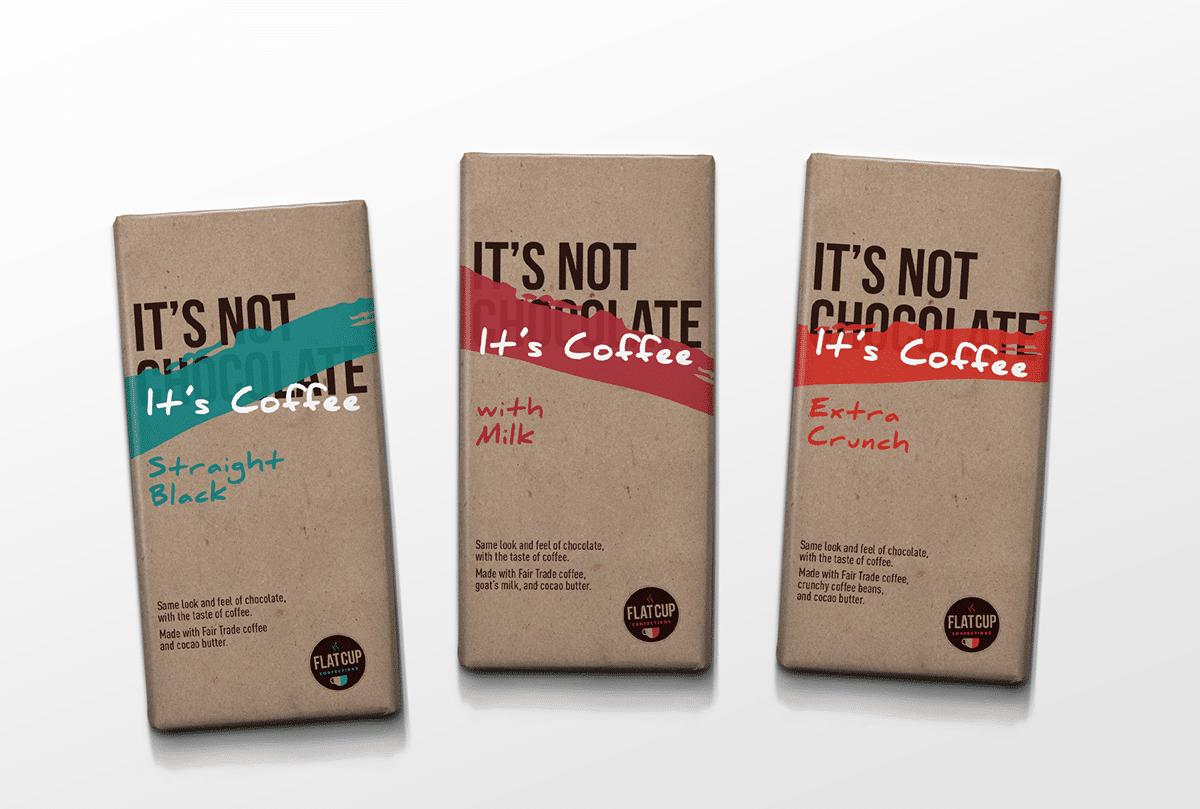 packaging barretta caffè
