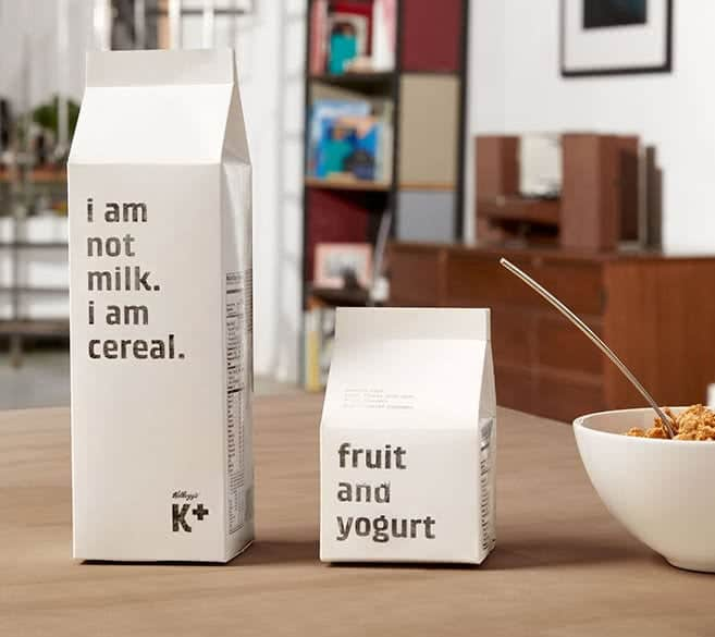 packaging cereali