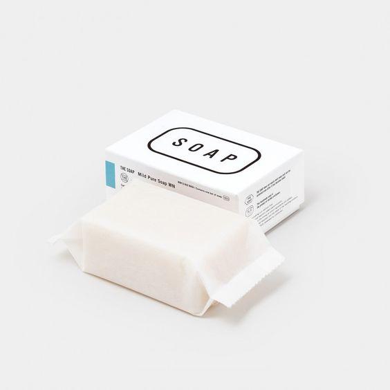 packaging saponetta