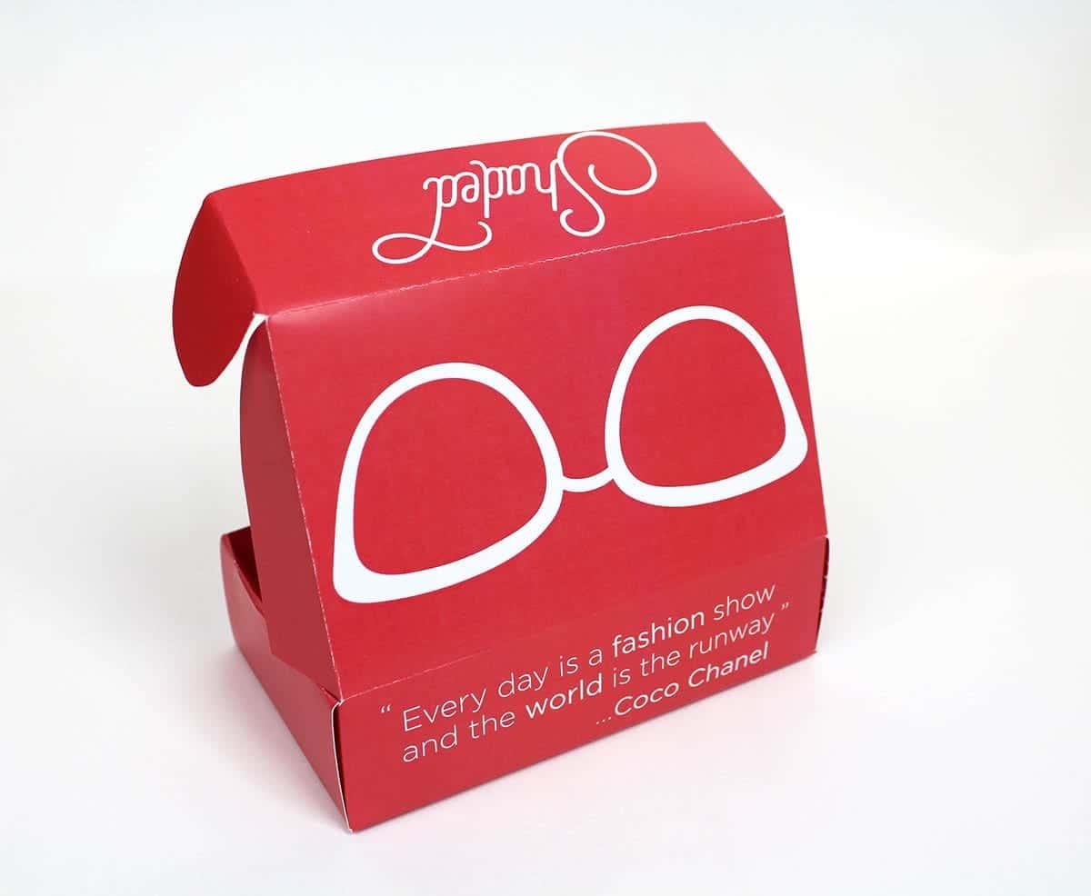scatola valigetta occhiali