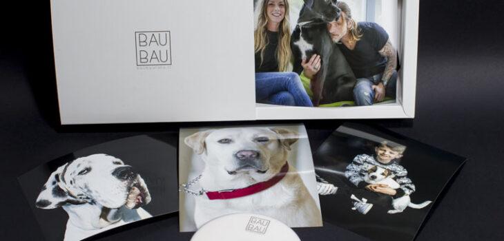 Baubaufoto packaging by Packly