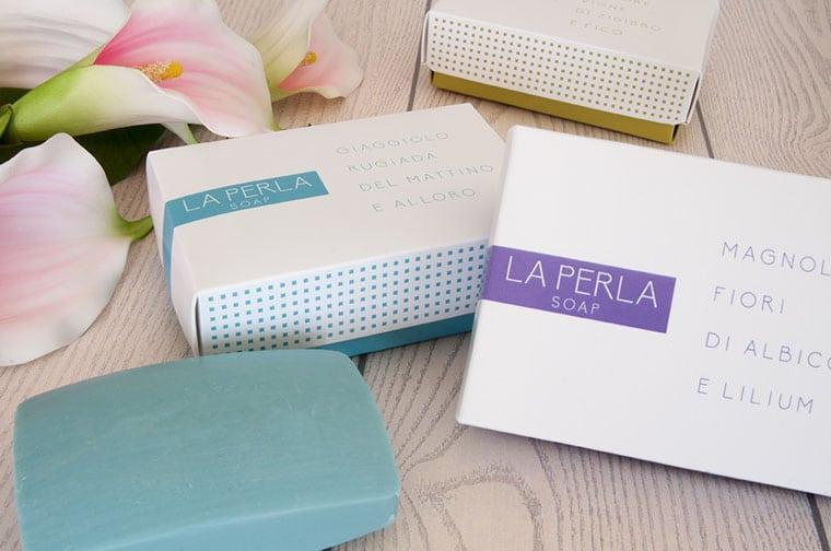 Packaging per sapone