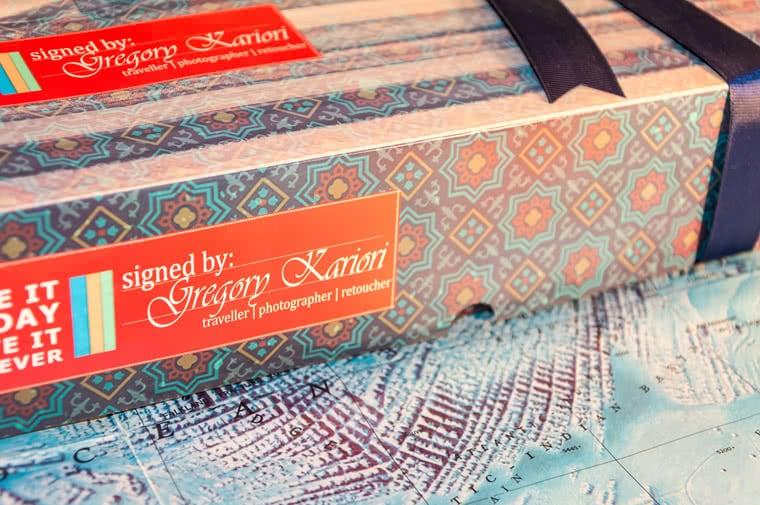 memory books custom packaging by Packly