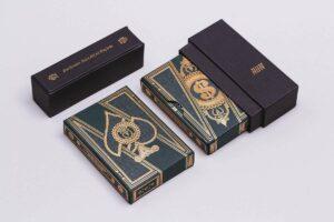 Packaging design: 10 scatole per carte da gioco