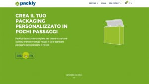 Tutorial: stampa il tuo Packaging online con Packly - Guida rapida