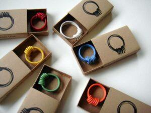 Packaging e gioielli: scatole per anelli