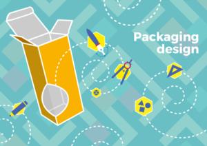 Packaging design: finestratura reale e simulata
