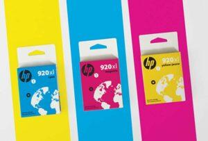 Packaging appendibile: 10 scatole per cartucce stampante