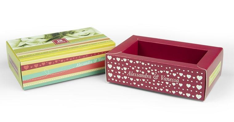 scatole per compleanno personalizzate