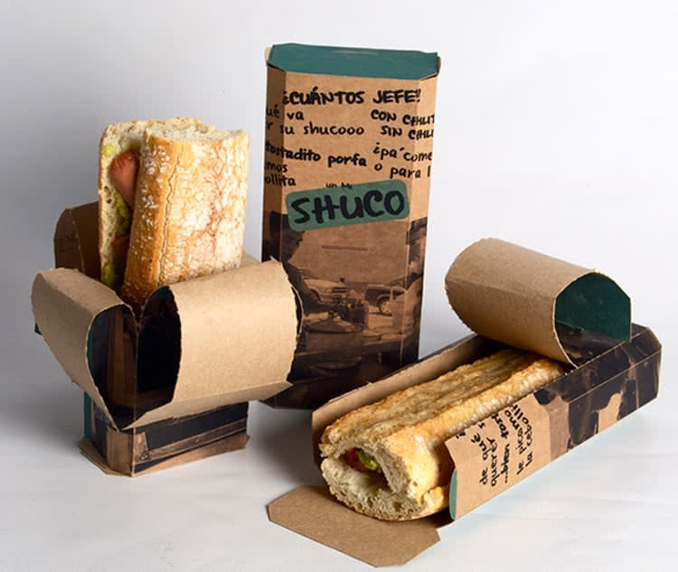 shuco packaging take away