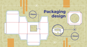 Structural packaging design: windowing and holders