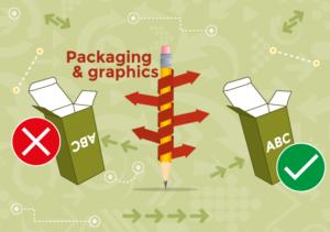 La progettazione grafica del packaging