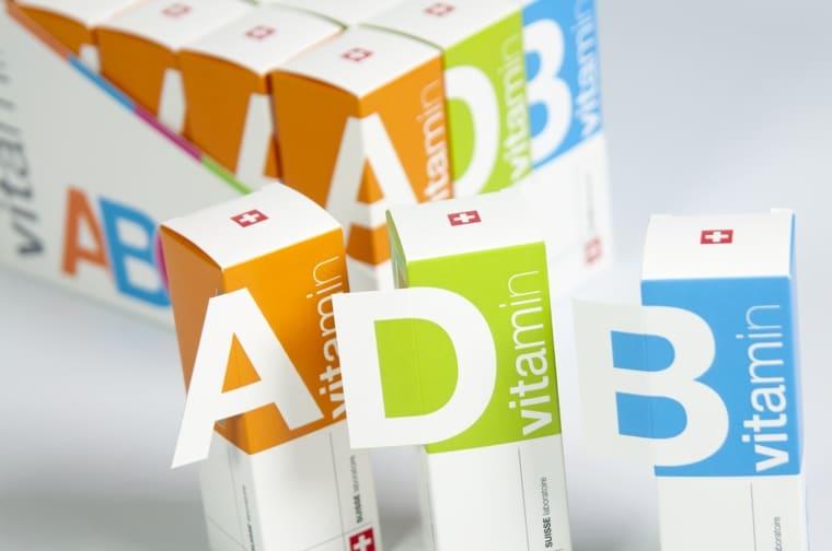 healthcare packaging food supplements package
