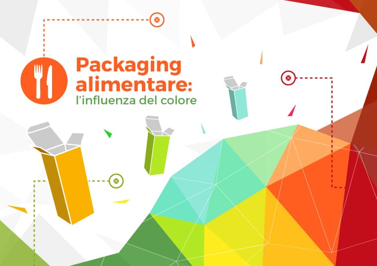 I colori del packaging alimentare