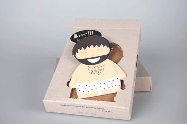 Paper Doll Packaging