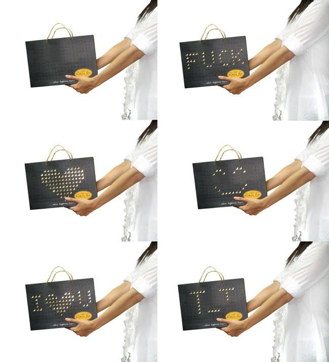 Custom Shopper Packaging
