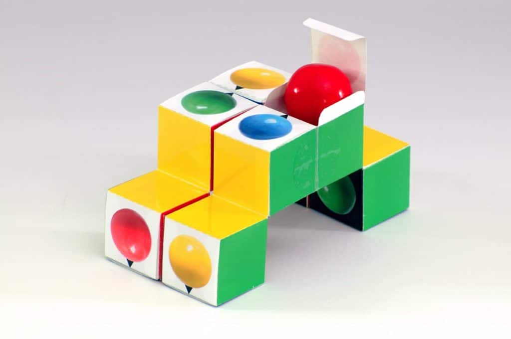 Packaging for toy balls