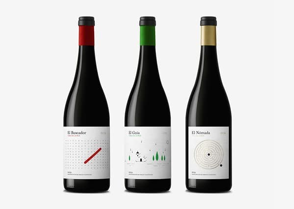 Interactive Wine Labels