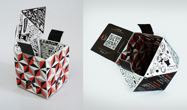 Custom chocolate packaging