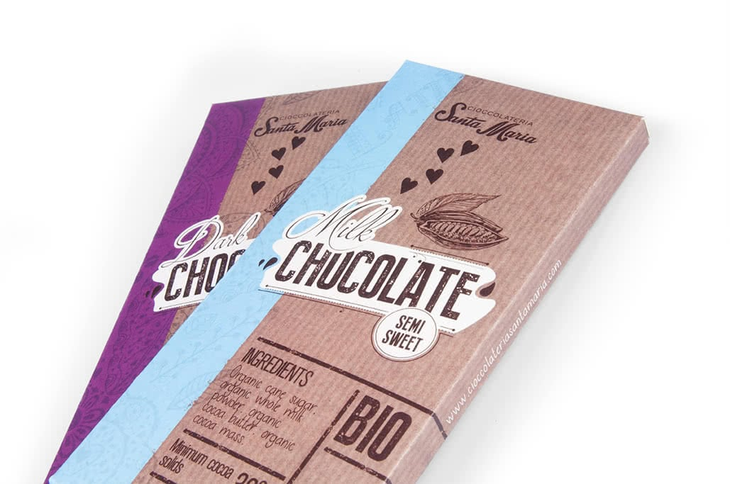 tavolette cioccolata
