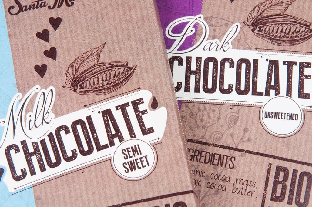 confezione cioccolata