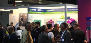 Viscom Italia 2016: Packly amazes and attracts the attention of many visitors