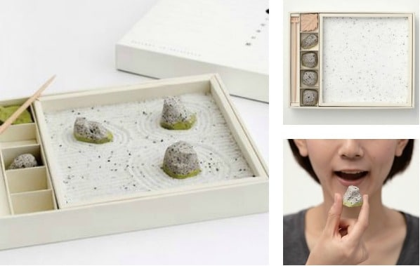 Wagashi Sweets Packaging