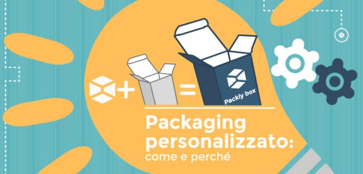 crea packaging personalizzato packly