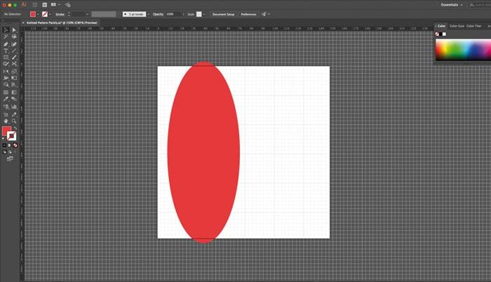 create-an-ellipse-shape-for-pattern