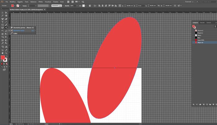 strumento-forbici-illustrator