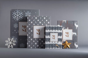 Xmas packaging: 15 creative solutions to get you inspired