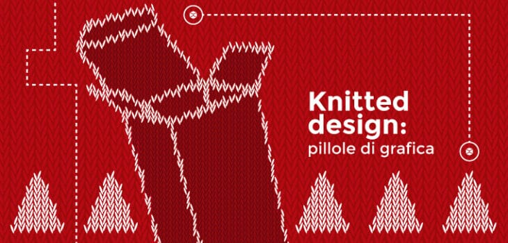 knitted design pattern by packly