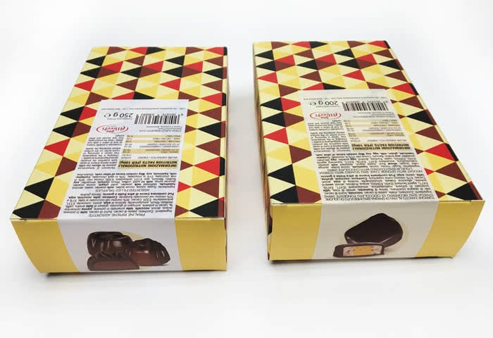 packaging Alberti Pringraf