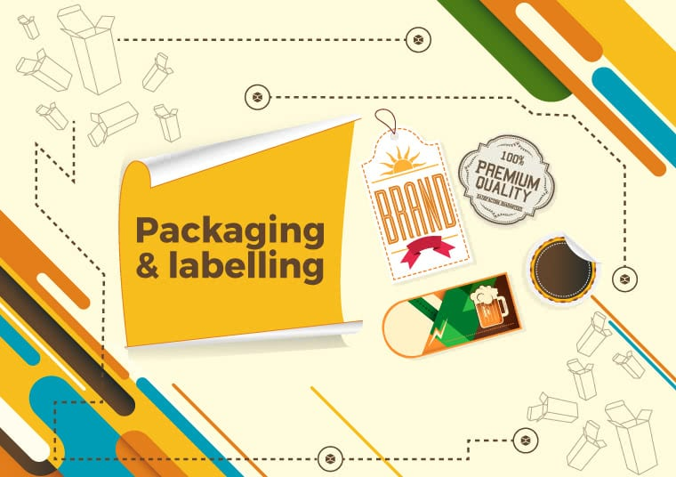 Packaging and labelling: labels, what they are and how to use them
