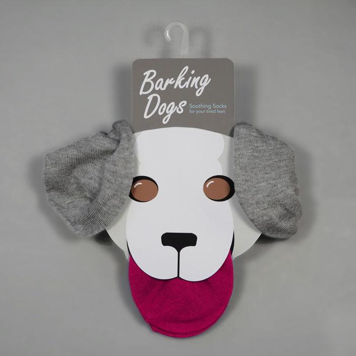 Barking Dogs socks for kids