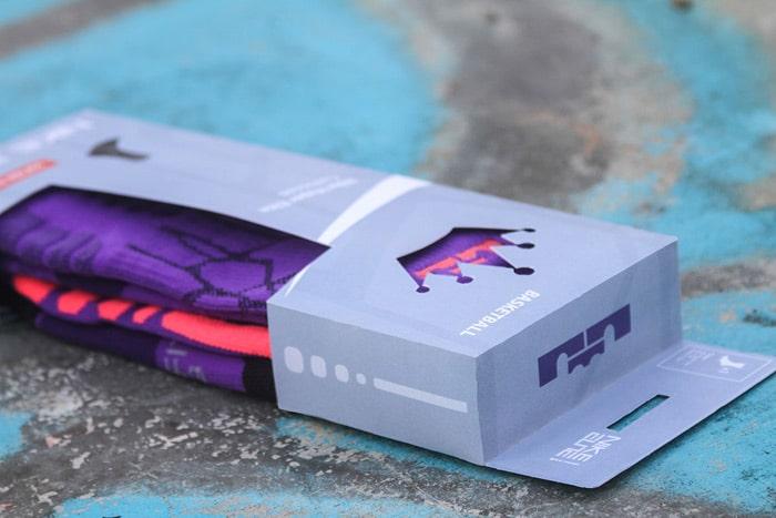 Nike boxes for socks
