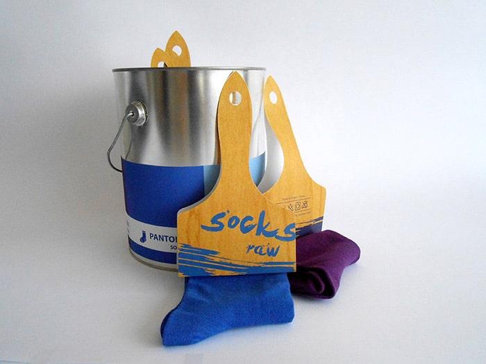 Socks Raw