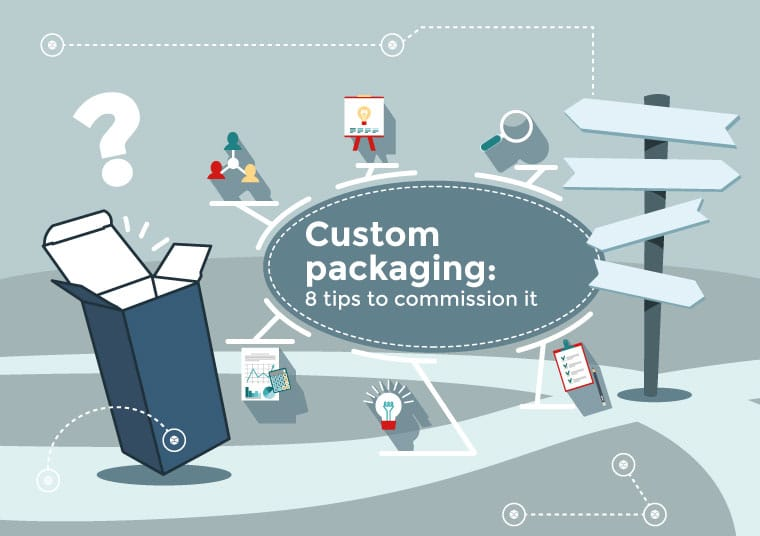 8 tips to commision custom packaging