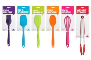 Kitchen utensils and cutlery boxes: the good packaging design in the kitchen!
